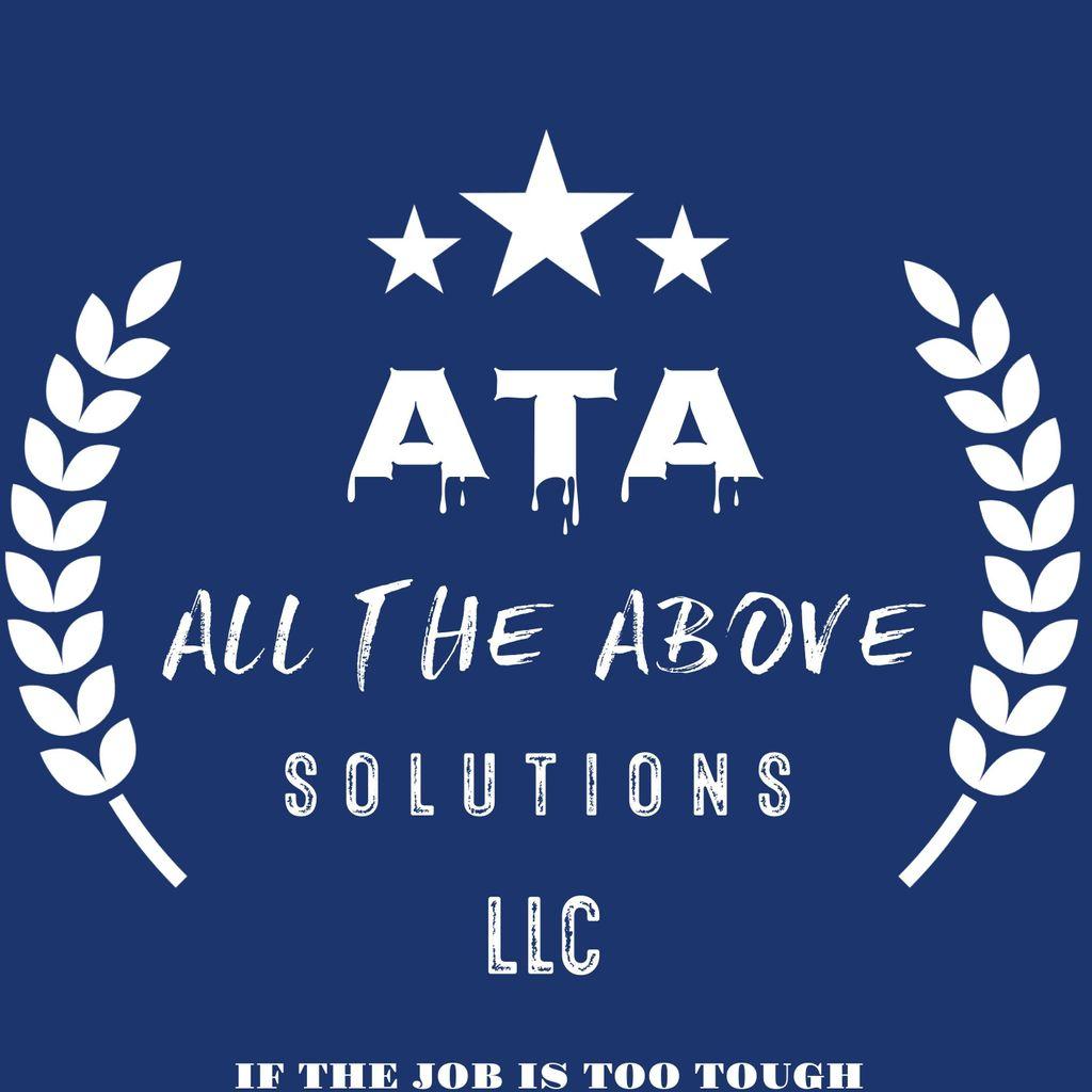 ATA SOLUTIONS LLC
