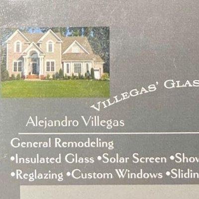 Avatar for Villegas Glass & Windows