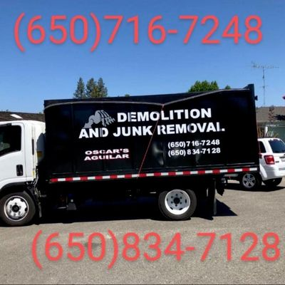 Avatar for Oscar Demolition & Junk Removal