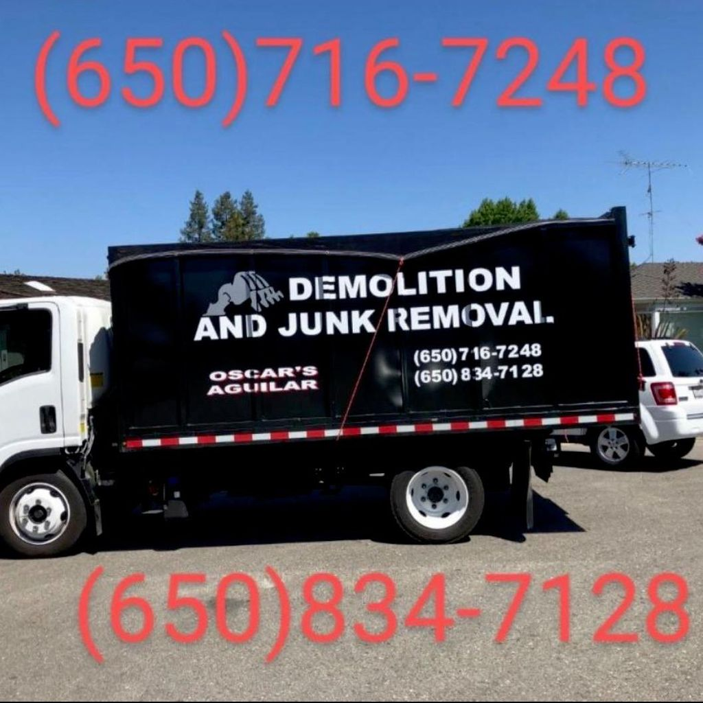 Oscar Demolition & Junk Removal