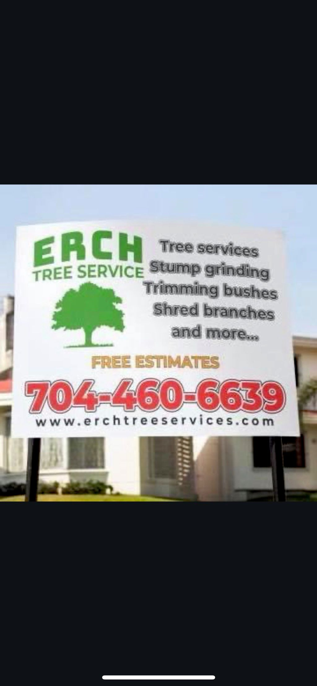 Erch Tree & Landscaping Services