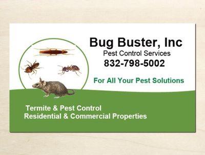 Avatar for Bug Buster, Inc.