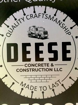 Avatar for Deese Concrete & Construction