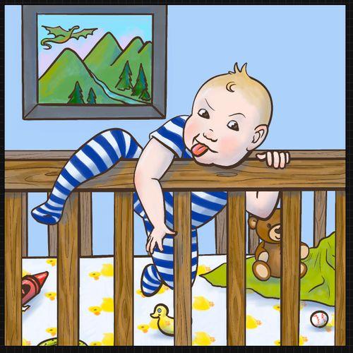 Digital Children's Book Illustration