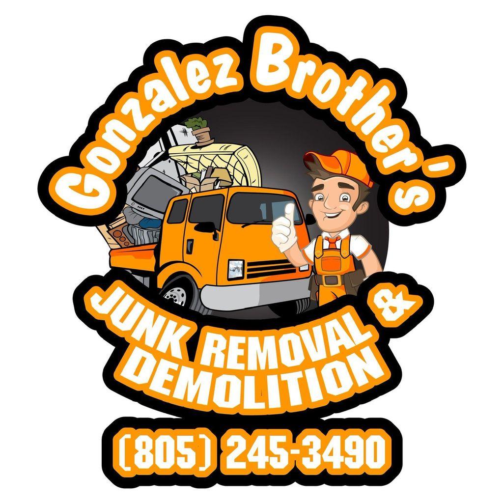 Gonzalez Brothers Junk Removal & Demolition