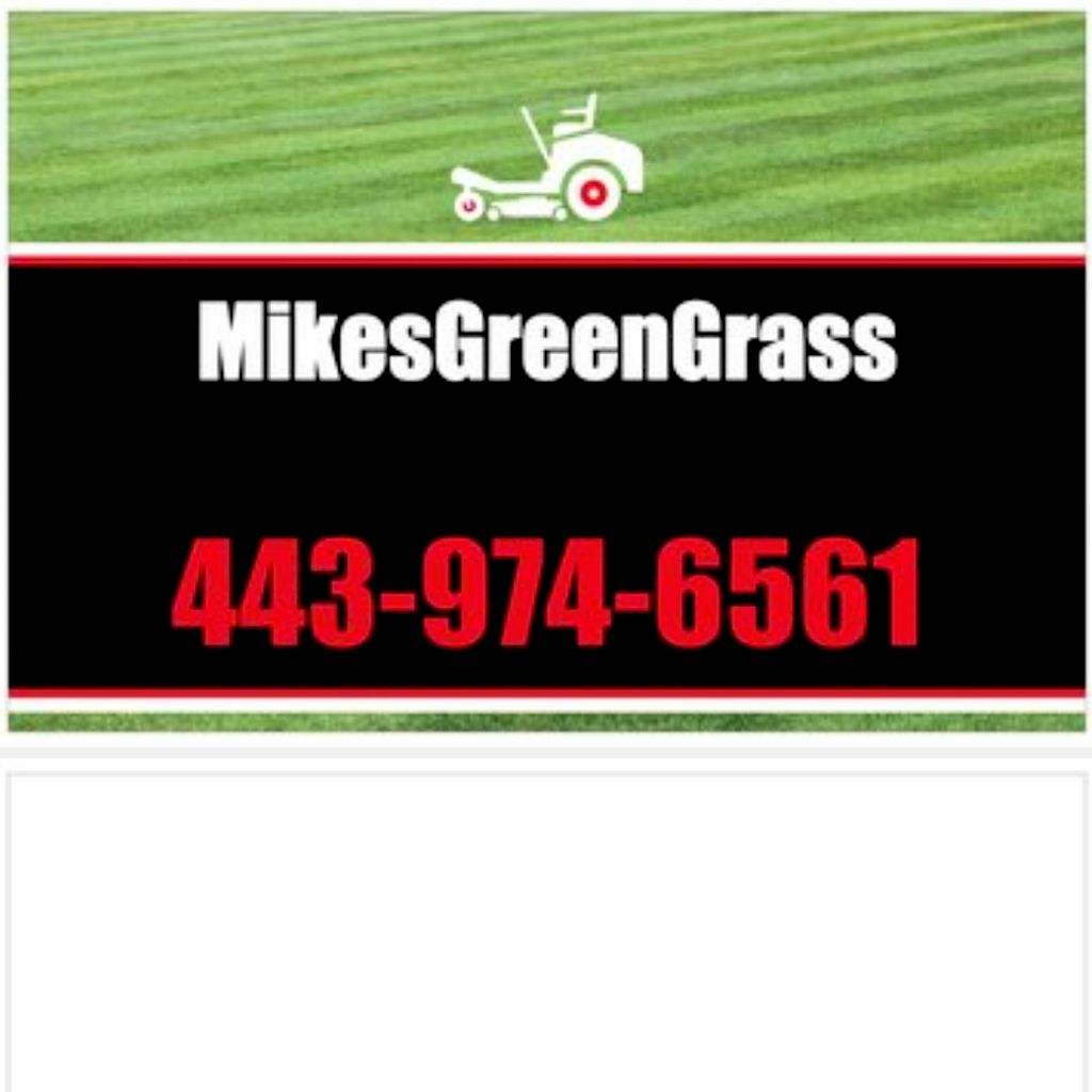 Mike's Green Grass