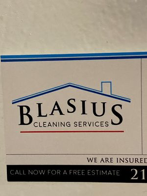 Avatar for Blasius Cleaning Services