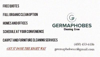 Avatar for Germaphobes Cleaning Crew