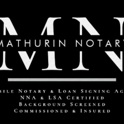 Mathurin Notary Services LLC