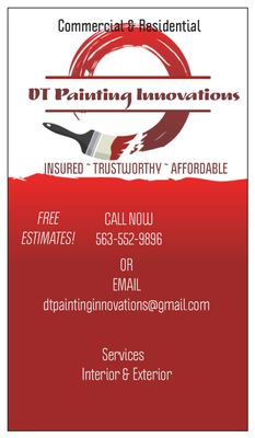 Avatar for DT Painting Innovations LLC