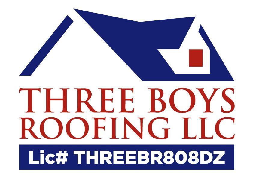Three Boys Roofing LLC