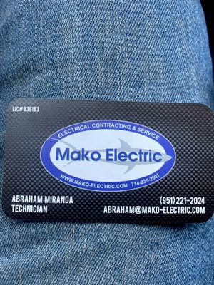 Avatar for Mako electric