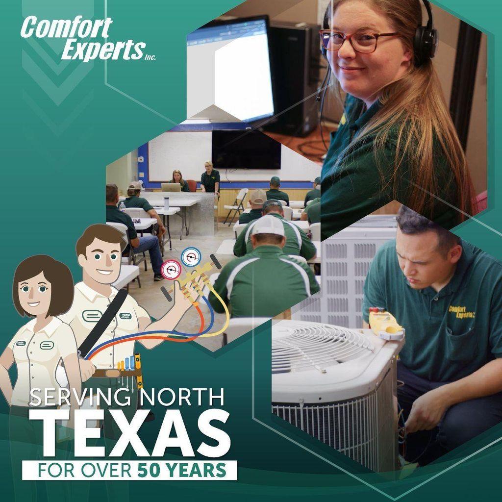 Comfort Experts, Inc