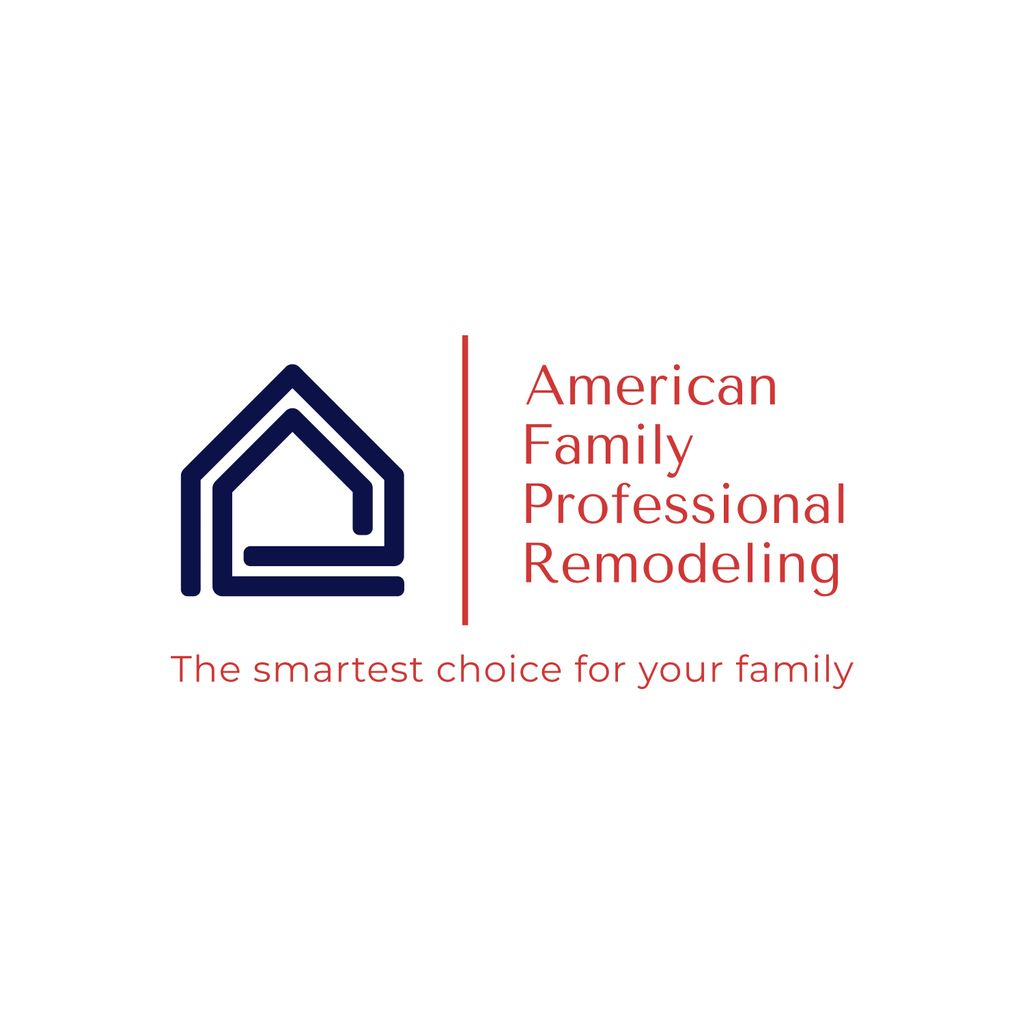 American Family Professional Remodeling
