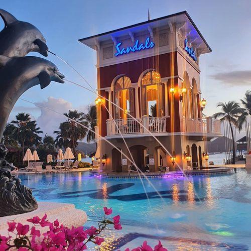 Sandals All Inclusive Resorts