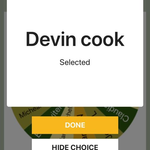 Devin cook is the winner of the June 2020 amazon gift card.
