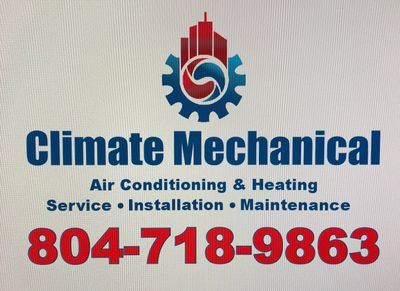 Avatar for Climate Mechanical Air Conditioning & Heating