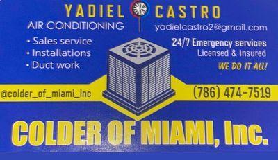 Avatar for Colder of Miami