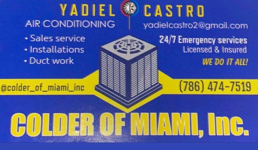 Colder of Miami