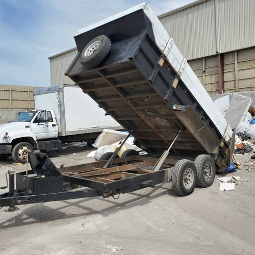 Dumpster available