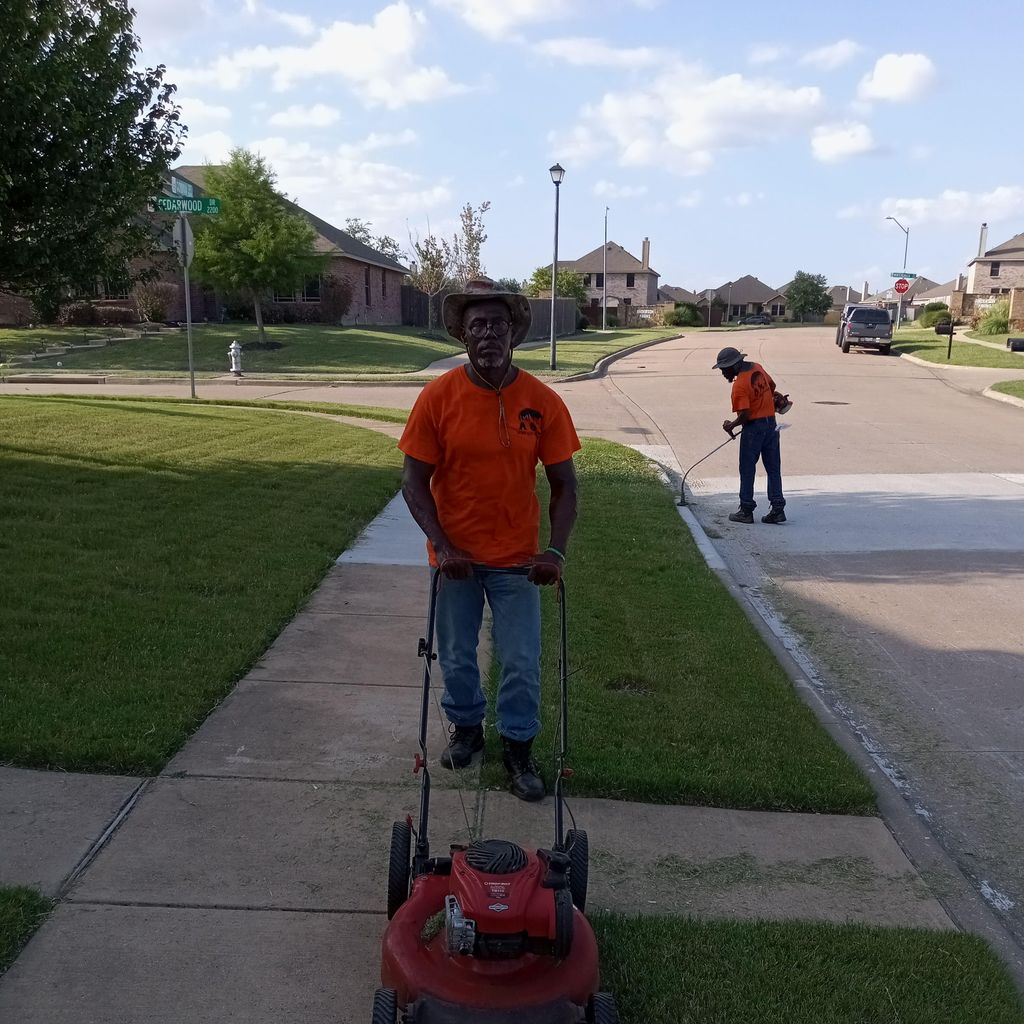 A & J Lawn Care Service