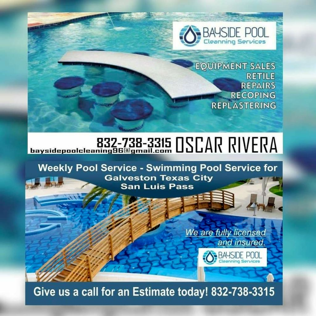 Bayside Pool Cleaning Services