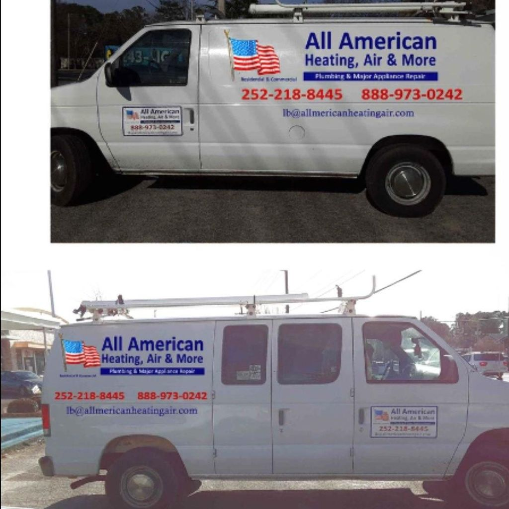 All American Heating, Air, & More