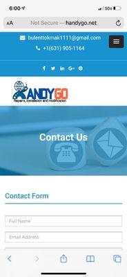 Avatar for Handy go net