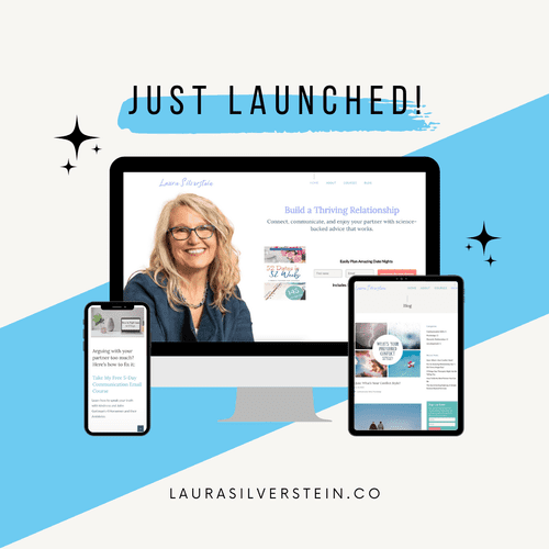 Personal Brand Website with lead magnets design for email collection