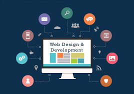 Website design is our middle name