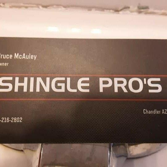 SHINGLE PROS