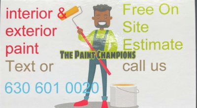 Avatar for The Paint Champions