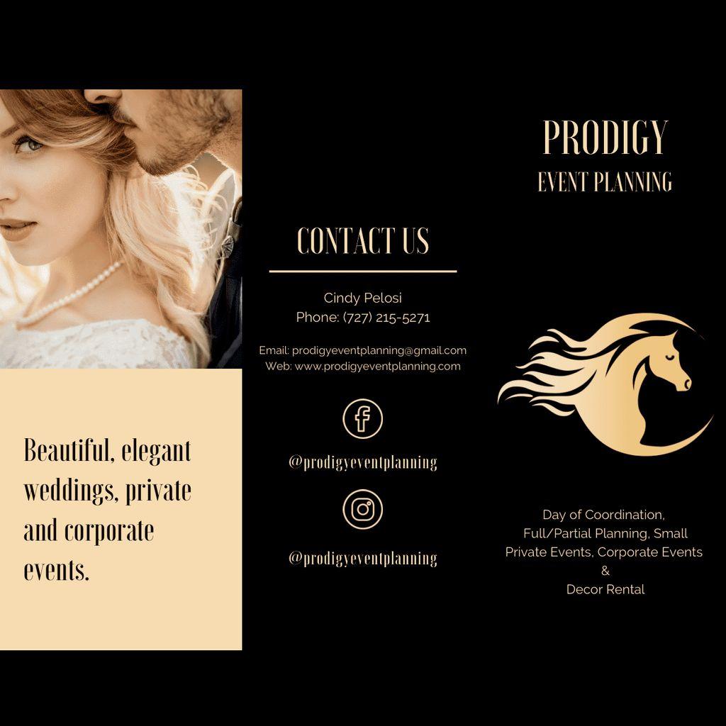 Prodigy Event Planning