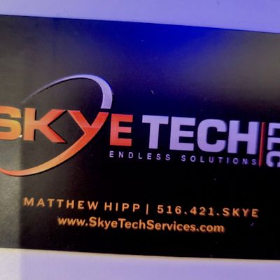 Avatar for SkyeTech Security Systems / IT Pros