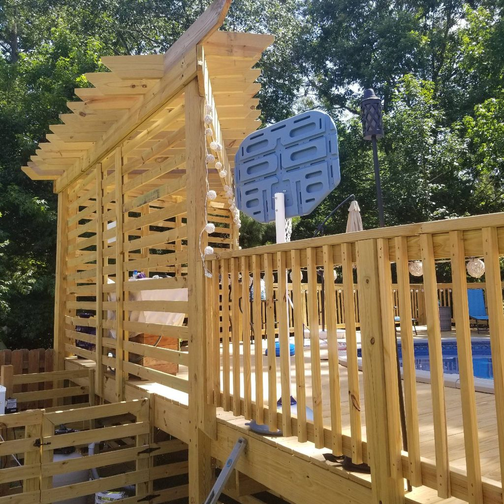 Andy's carpentry and decks