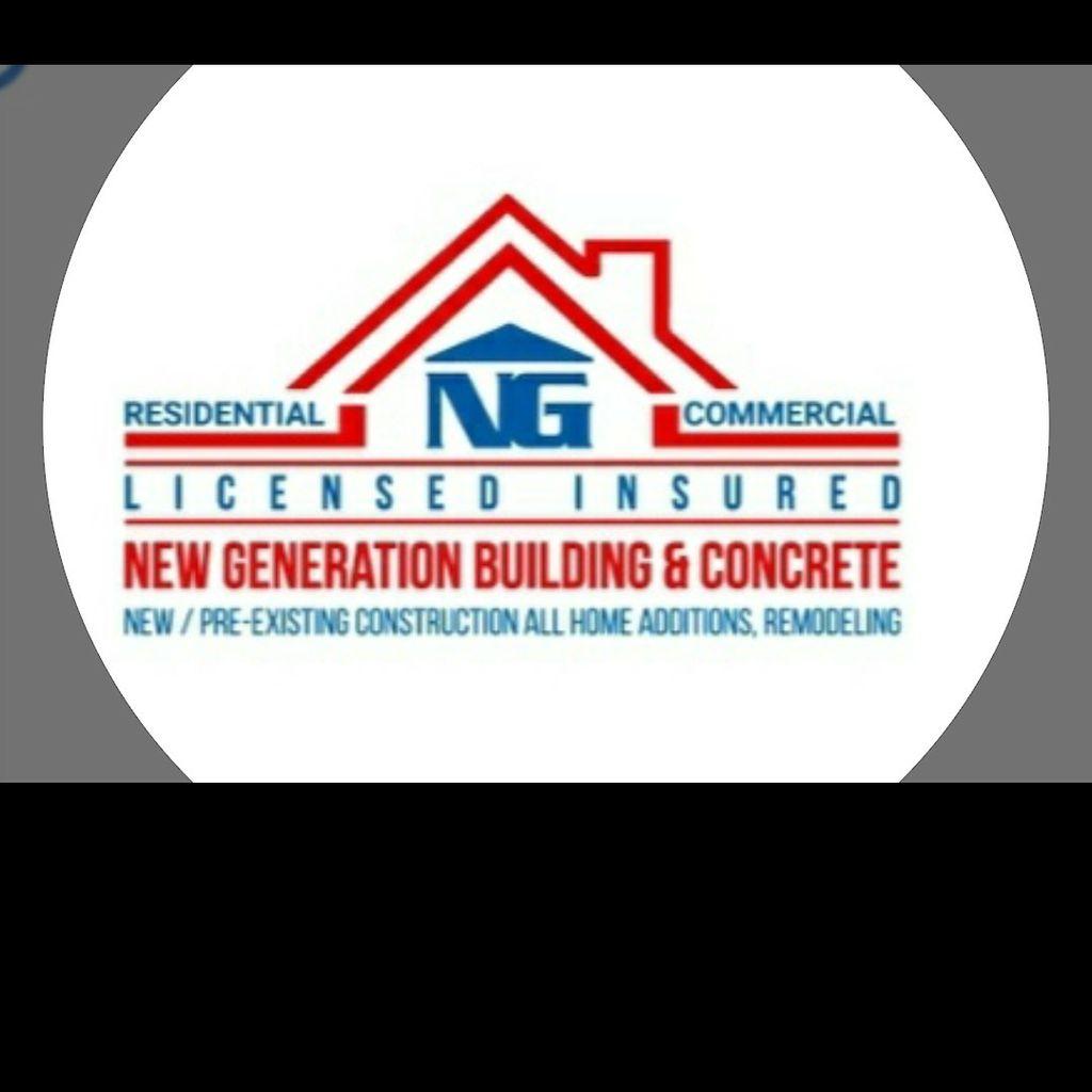 New Generation Building & Concrete