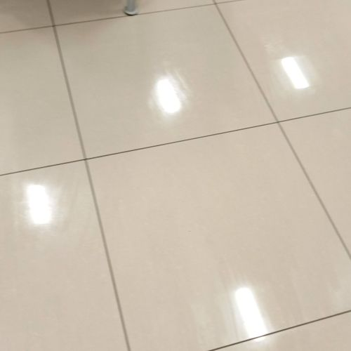 commercial cleaning floor
