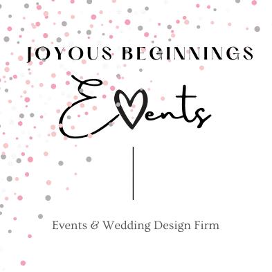 Avatar for Joyous Beginnings Events