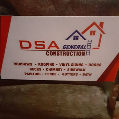 Avatar for DSA general contractor