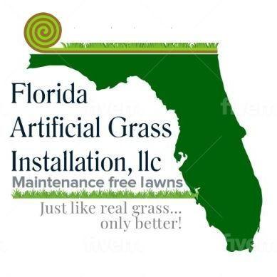 Florida Artificial Grass Installation