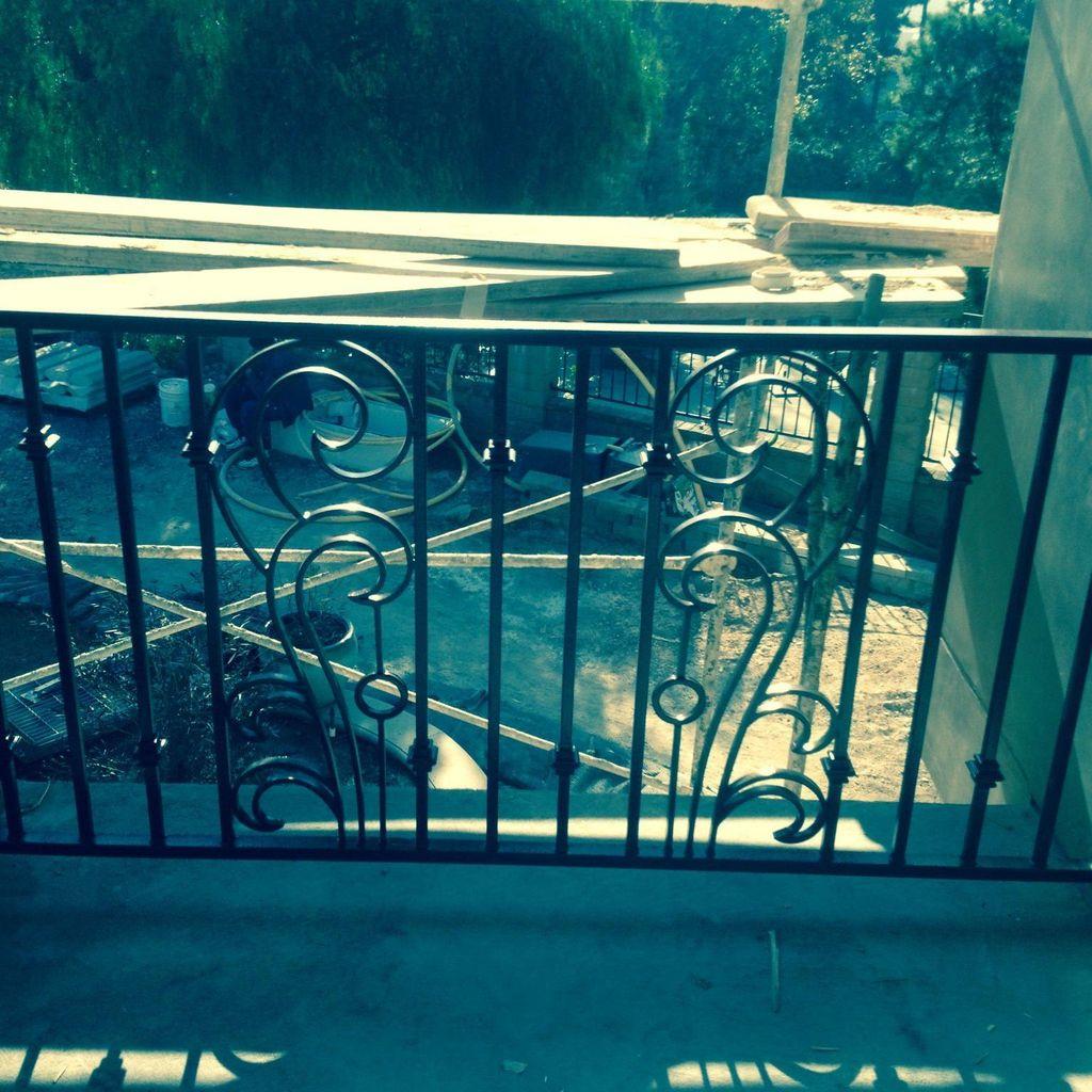 J&J ornamental iron workj