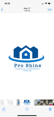 Avatar for Pro Shine Cleaning
