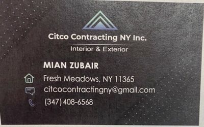 Avatar for Citco contracting NY Inc