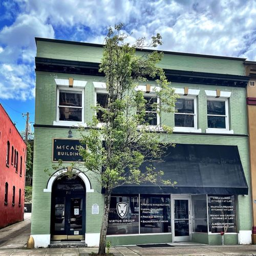 My office in downtown Oregon City