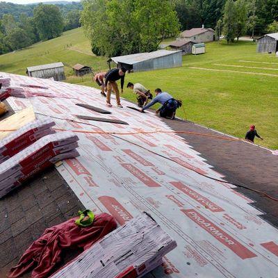 Avatar for Matt's roofing