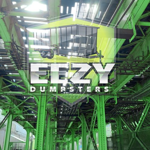 Eezy Dumpsters keeps Chicago clean!