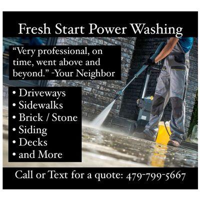 Avatar for Fresh Start Power Washing