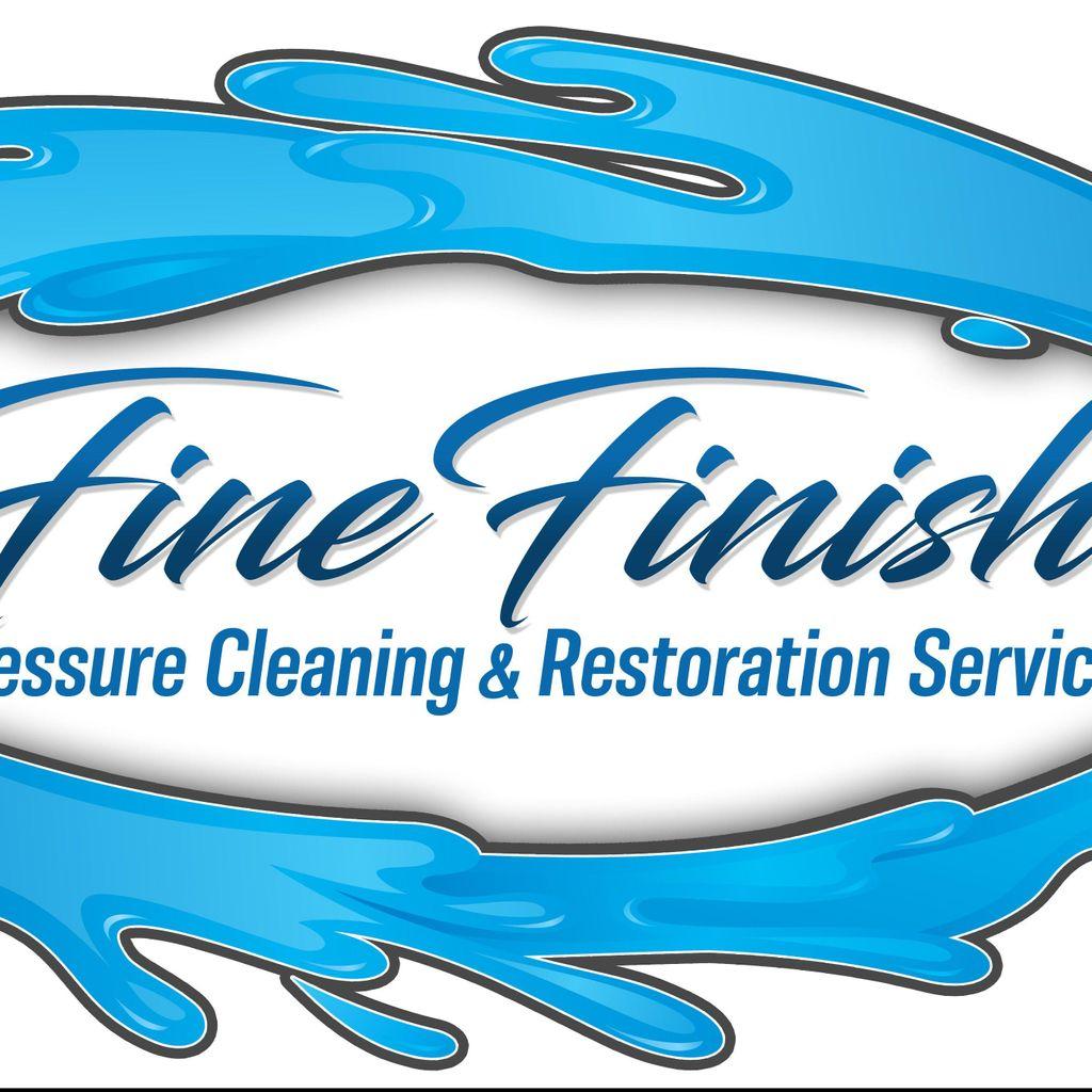Fine Finish Pressure Cleaning