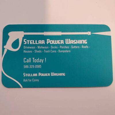 Avatar for Stellar Power Washing