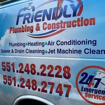 Avatar for Friendly Plumbing Heating and Cooling